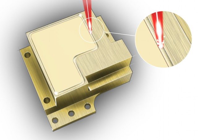 Laser Seam Welding Electronic Packages