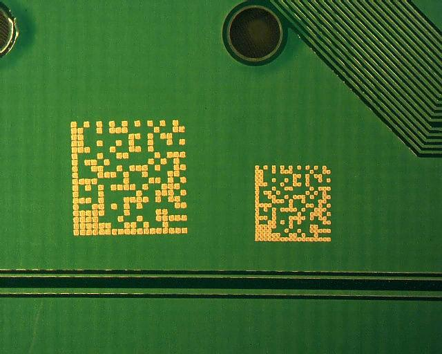 Laser Marking on PCB's