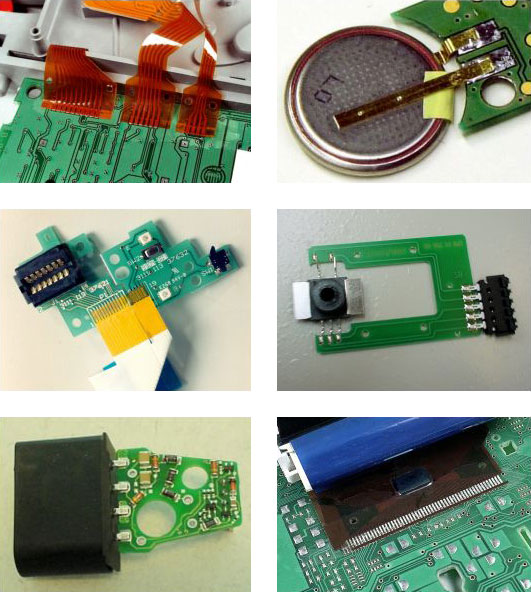 Applications in Hot Bar Reflow Soldering