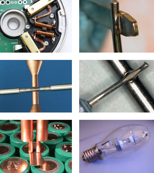 Spot Welding Applications