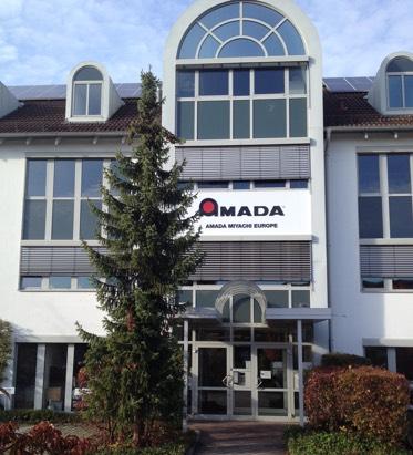 Company Profile | Amada Miyachi