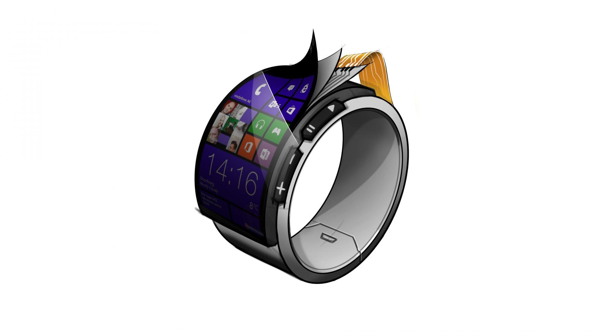 ACF Bonding smartwatch application