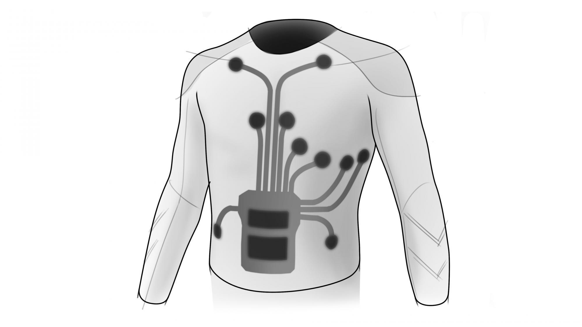Hot Bar Bonding wearable application