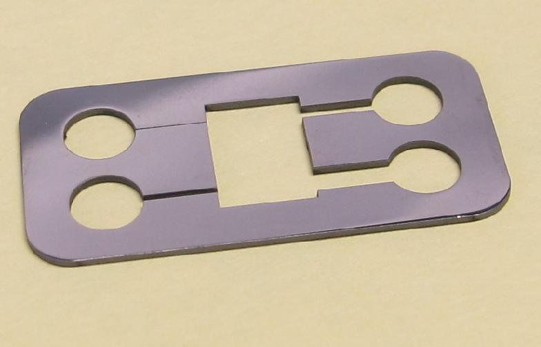 Laser Cutting Electronic Device Mounting plate