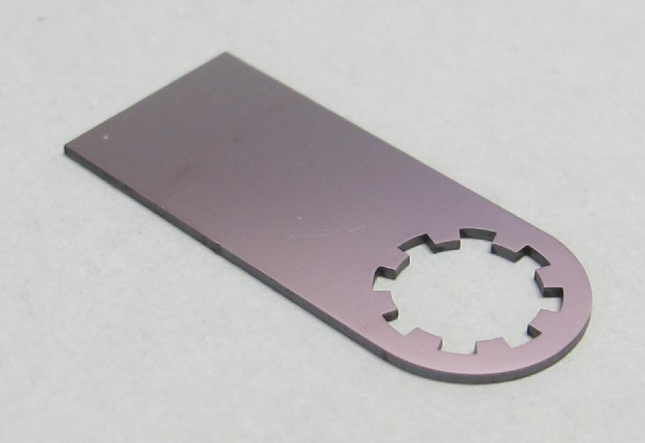 Laser Cutting Metal Laminates